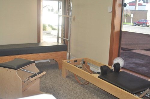 Harbor Physical Therapy Pilates Area